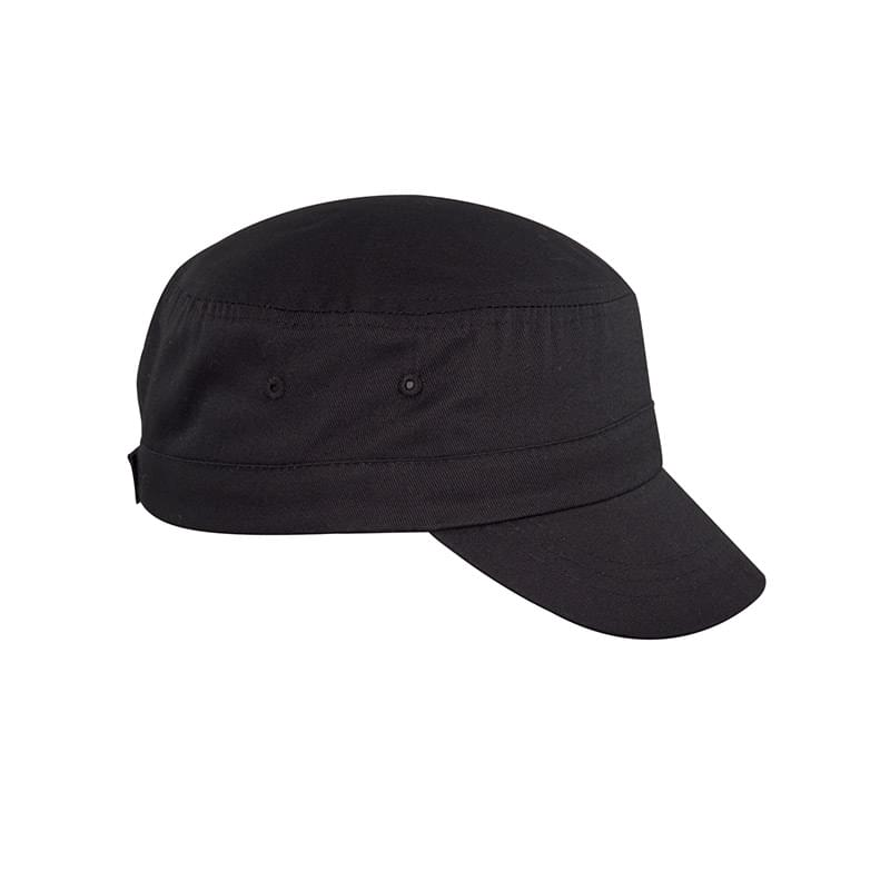 CT1440 Fine Brushed Cotton Military Cap